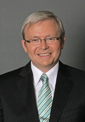 "Printing article ""AUSTRALIAN PRIME MINISTER KEVIN RUDD DEPOSED BY ..."