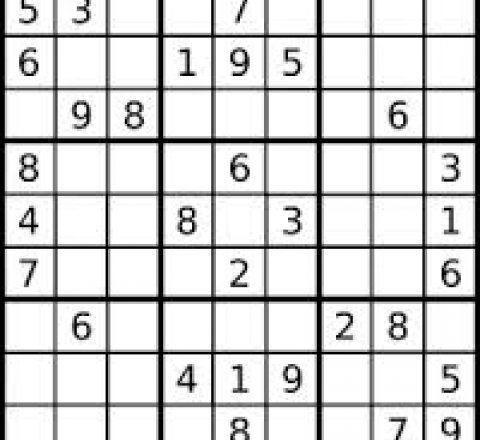 Humorous article about sudoku addiction