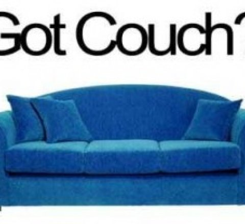 article about couch surfing