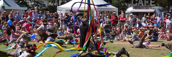 article about Devonshire delights: Top summer festivals