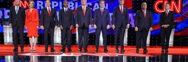 article about GOP Debaters Revealed Our Weaknesses