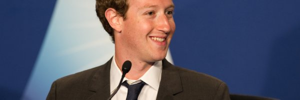 article about Mark Zuckerberg wore a suit on Tuesday