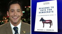Reasons to vote for Democrats book becomes Amazons number ONE best seller