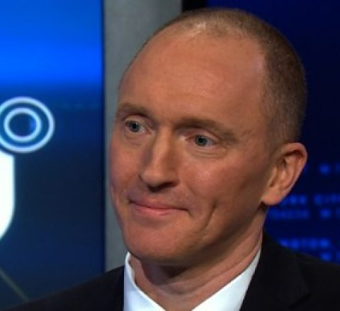 Breaking-News article about Trump adviser Carter Page was under observation by FBI