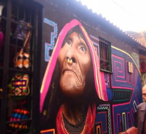 Travel article about 7 Destinations in the World to See the Best Street Art