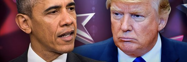 article about Donald Trump is Obsessed with Barrack Obama