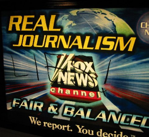 Politics article about fox news fair and balance