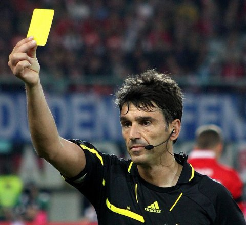 Sport article about What Do All Those Referees Actually Do?