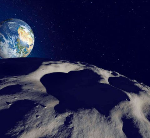 Science article about asteroid to fly by earth