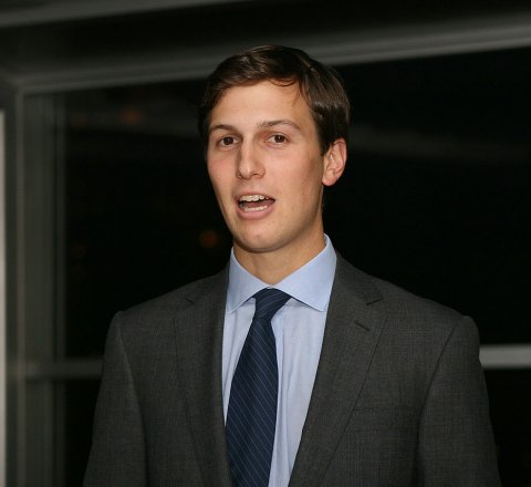 Breaking-News article about kushner used private email account