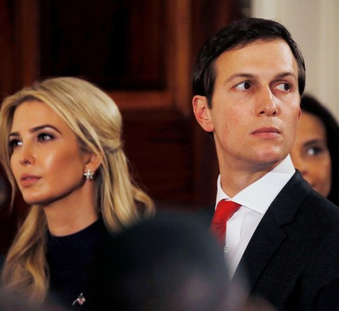 Breaking-News article about jared kushner is inadequate