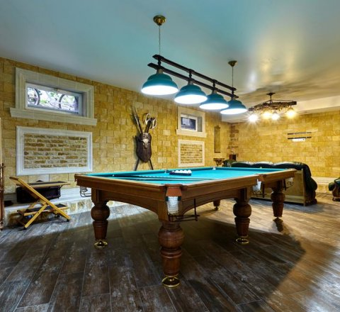 some thoughts about The Ultimate Man Cave!