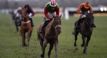 2018 Cheltenham Gold Cup tips - Might Bite destined for further Cheltenham success