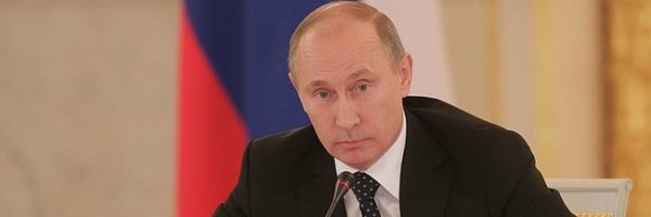article about putin declares himself president for fourth term