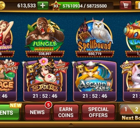 Technology article about 10 Most Popular Slots Apps of 2017