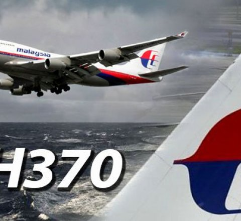 Breaking-News article about MH370 search resumes