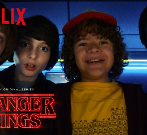 Entertainment article about stranger things creators sued