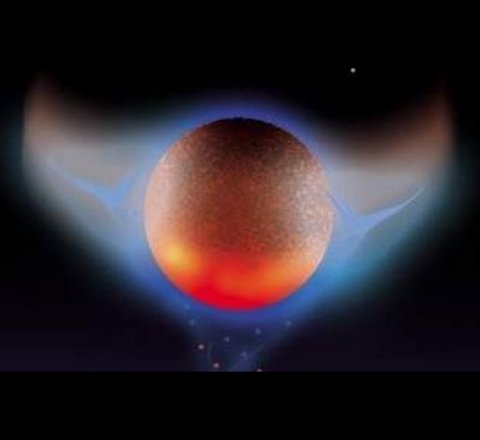 Breaking-News article about nibiru to collide with earth