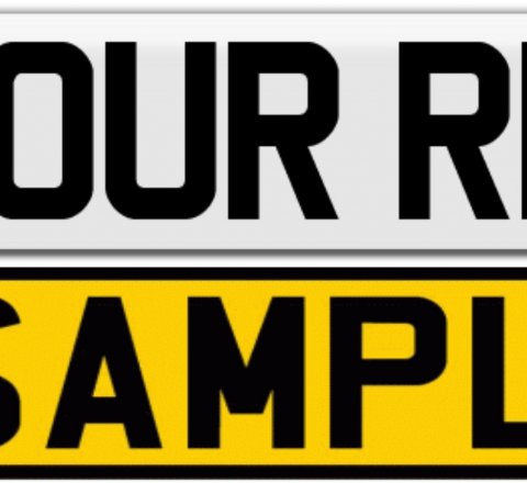 World article about Car Registration Plates: Are They Worth the Money?