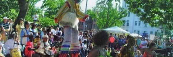 article about Malcolm X Drummers and Dancers at Sounds of Hope