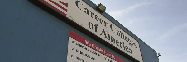 article about Career Colleges of America Closes Leaving Students High & Dry