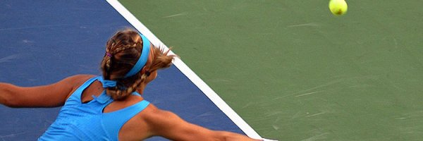 article about Azarenka ready to dig in and improve