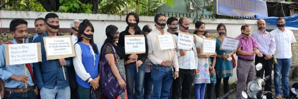 article about Mounting demand for special protection laws to journalists in India