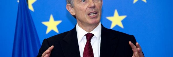 article about Tony Blair to urge Britons to rise up in defence of staying in EU