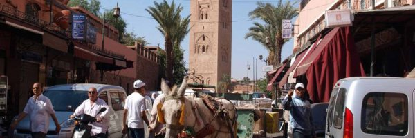 article about A few memories from travelling to Morocco