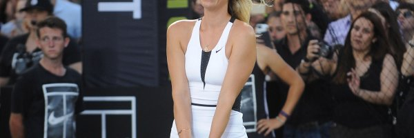 article about sharapova denies doping