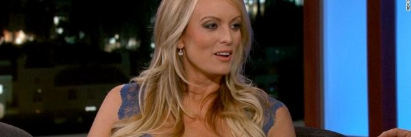 article about stormy daniels to pay trump the money back