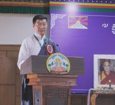 World article about Sixty years of Tibetan struggle and the way forward