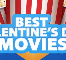 Relationships article about Plan your perfect Valentines movie night
